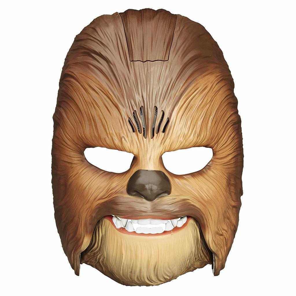 Star Wars Movie Roaring Chewbacca Wookiee Sounds Mask