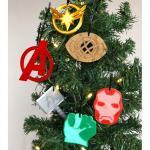 Super-Hero-2-Christmas-Ornament-6-Piece-Set
