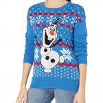 Womens-Olaf-Ugly-Christmas-Sweater