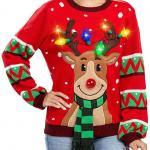 Womens-Reindeer-Christmas-Sweater