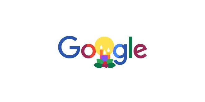 Holiday Google Doodles