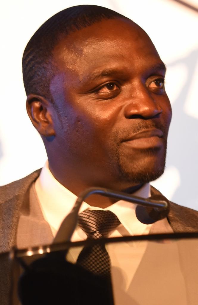 Akon's crypto city