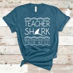 Teacher shark shirt