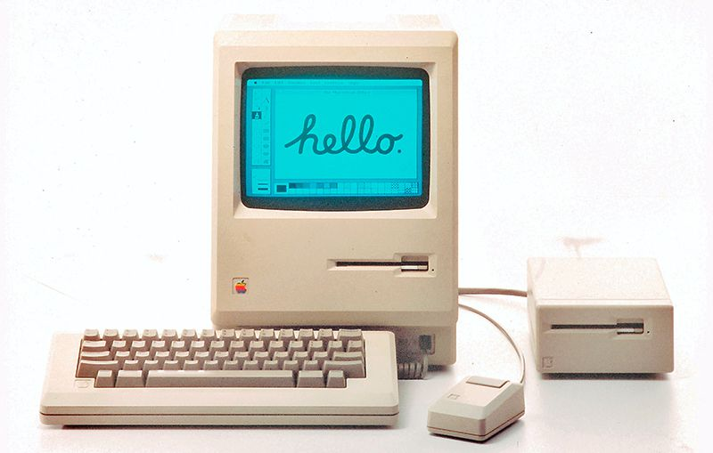 36th Anniversary of Apple's Macintosh
