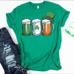Irish Beer St Patrick's Day Shirt