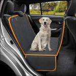 Dog Back Seat Cover Protector Waterproof