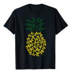 Pineapple Pi Day Shirt