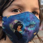 Disney's Jasmine Face Mask