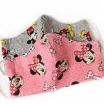 Mickey Minnie Set of 2 Face Mask