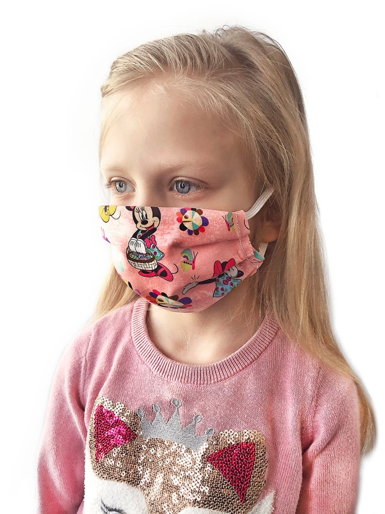 20 Adorable and Stylish Face Masks for Kids