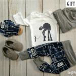 Star Wars Baby Boy Star Wars Coming Home Outfit