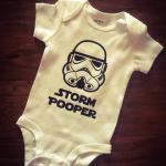 Storm Pooper Bodysuit