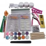 20 in 1 Acrylic Nail Decoration Set by Sandistore