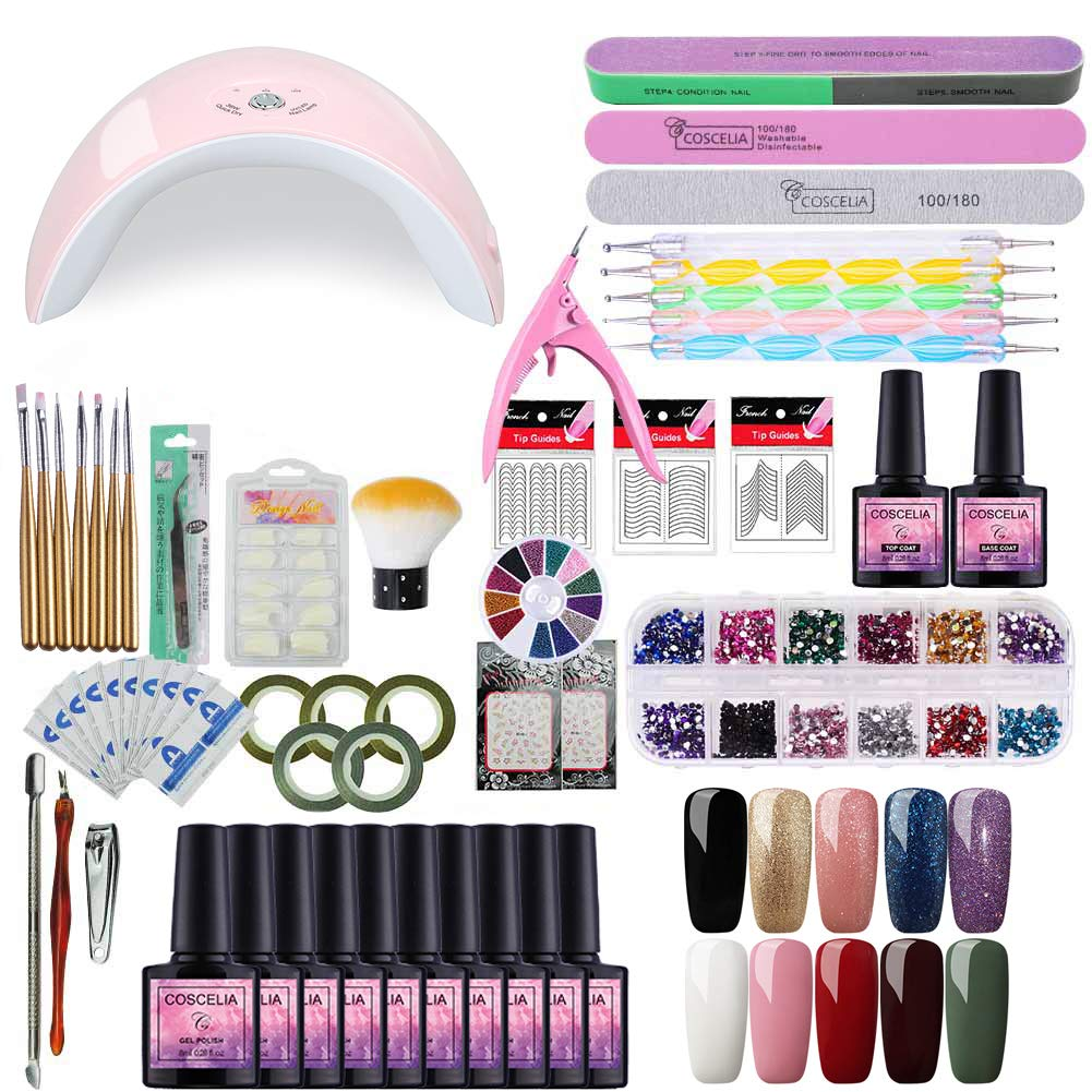 10 Best Nail Kits and Nail Clipper Sets for Women