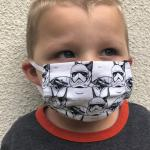 Stormtroopers Face Mask for Toddlers