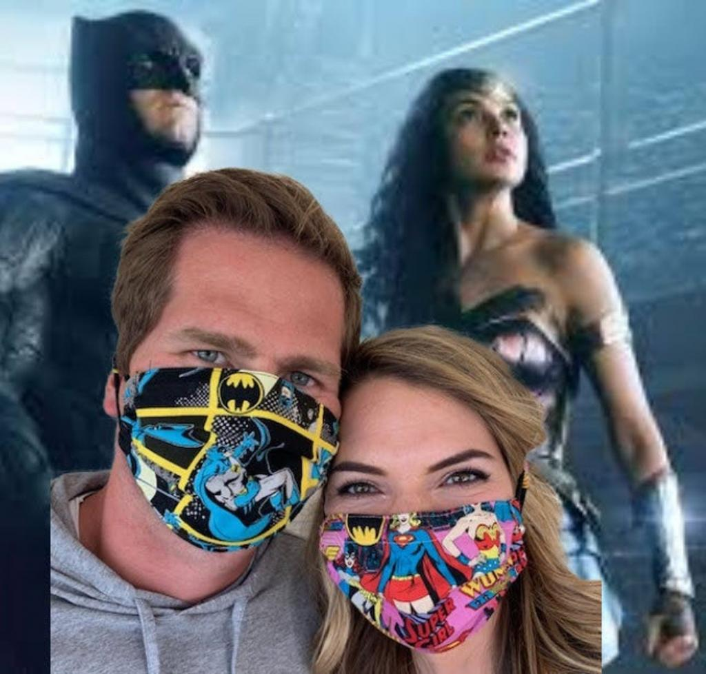 The Dark Wonder Face Masks