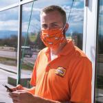 NFL-12-Dust-proof-Chicago-Bears-Face-Mask-Fiery-Denver-Broncos-Face-Mask