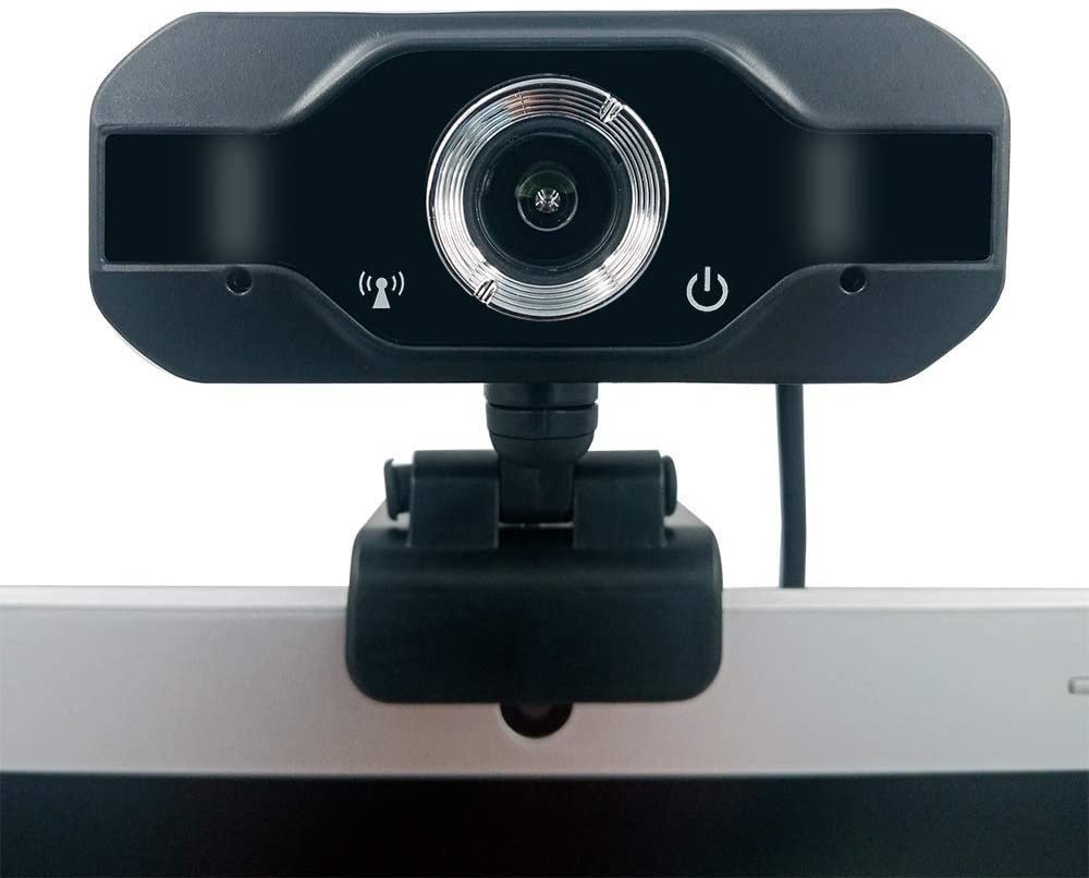 Panoraxy Webcam with Microphone