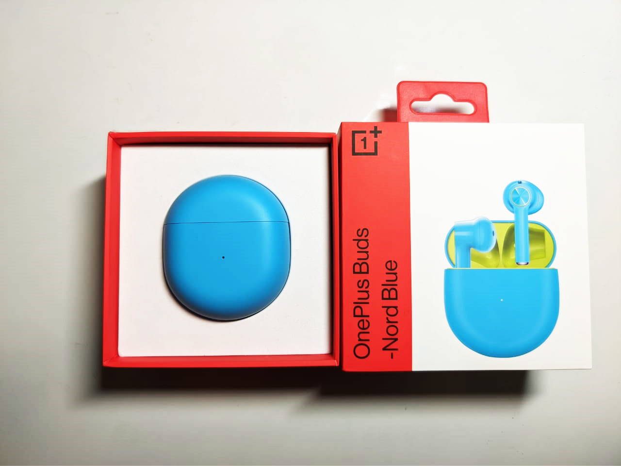 OnePlus Buds Nord Blue Case