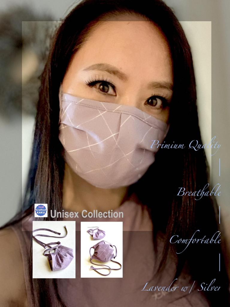 3D Premium Mask with Filter Pocket and Nose Wire