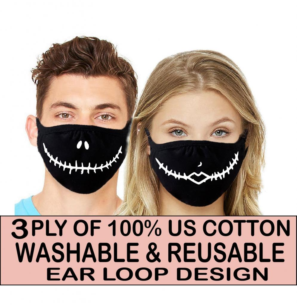 Funny masks for couples