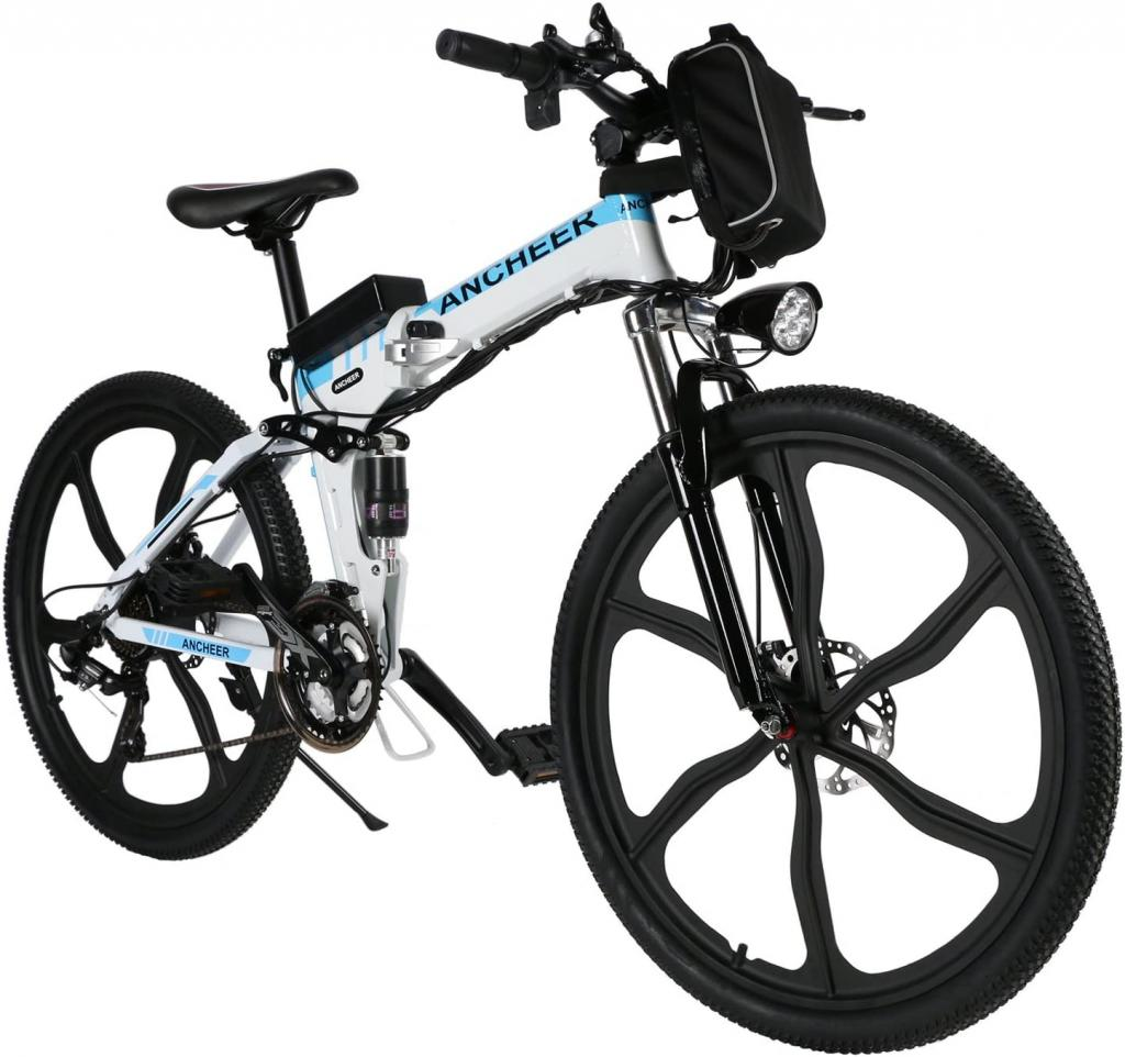 ANCHEER AN-EB002 Power Plus Folding Electric Bike