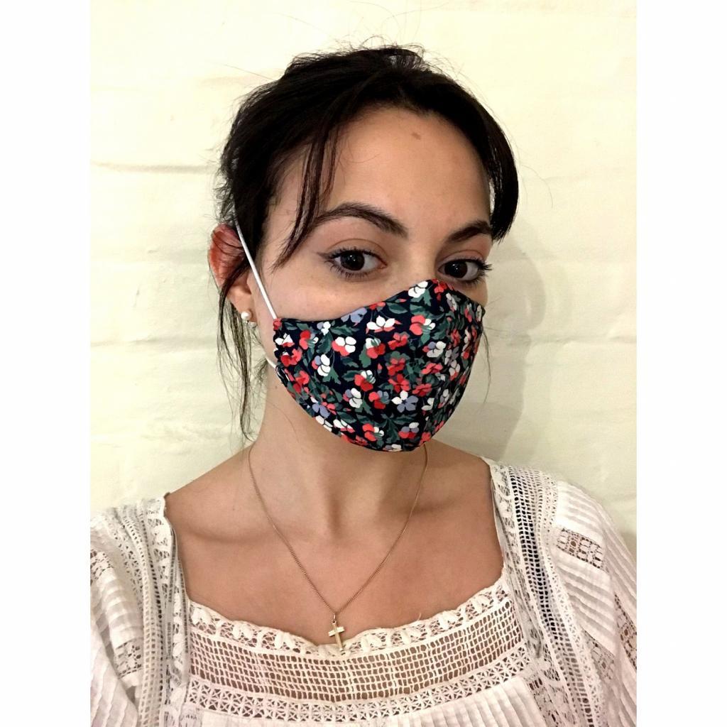 Adjustable Cotton Face Masks