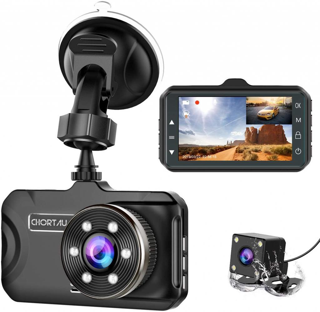CHORTAU B-T13 Car Dash Camera