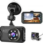 CHORTAU B-T13 Car Dash Camera