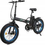 KUAFU Fat Tire Folding Electric Bike