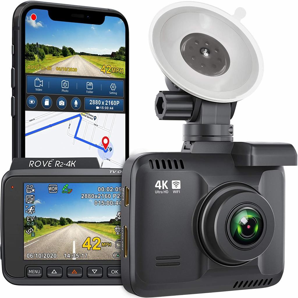 ROVE R2-4K Car Dash Camera