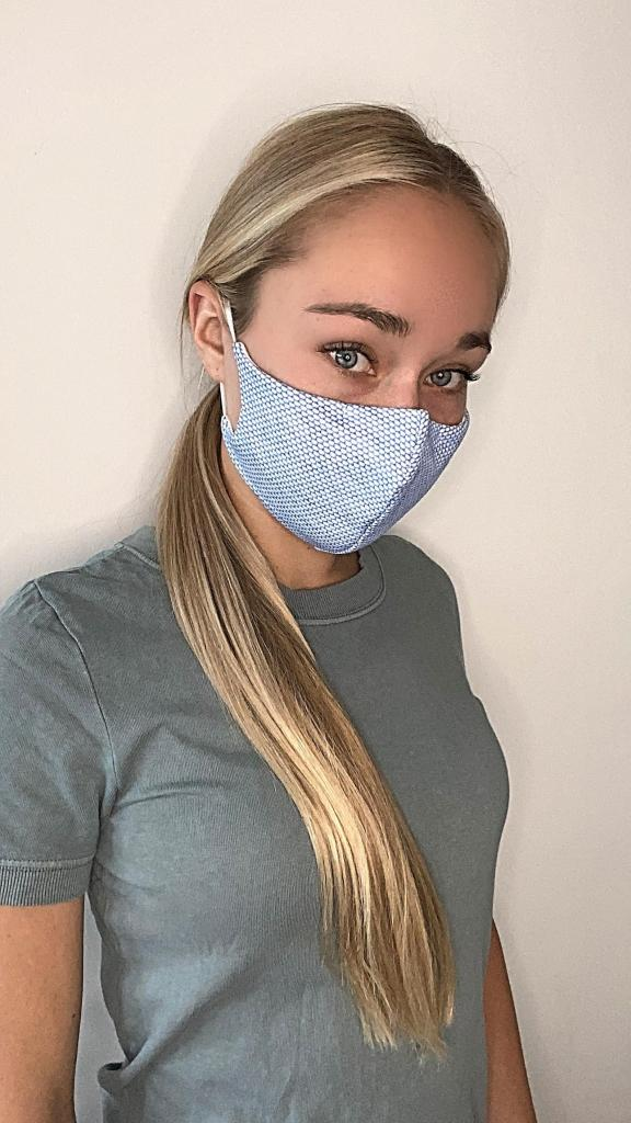 Triple-layer Cotton Face Mask
