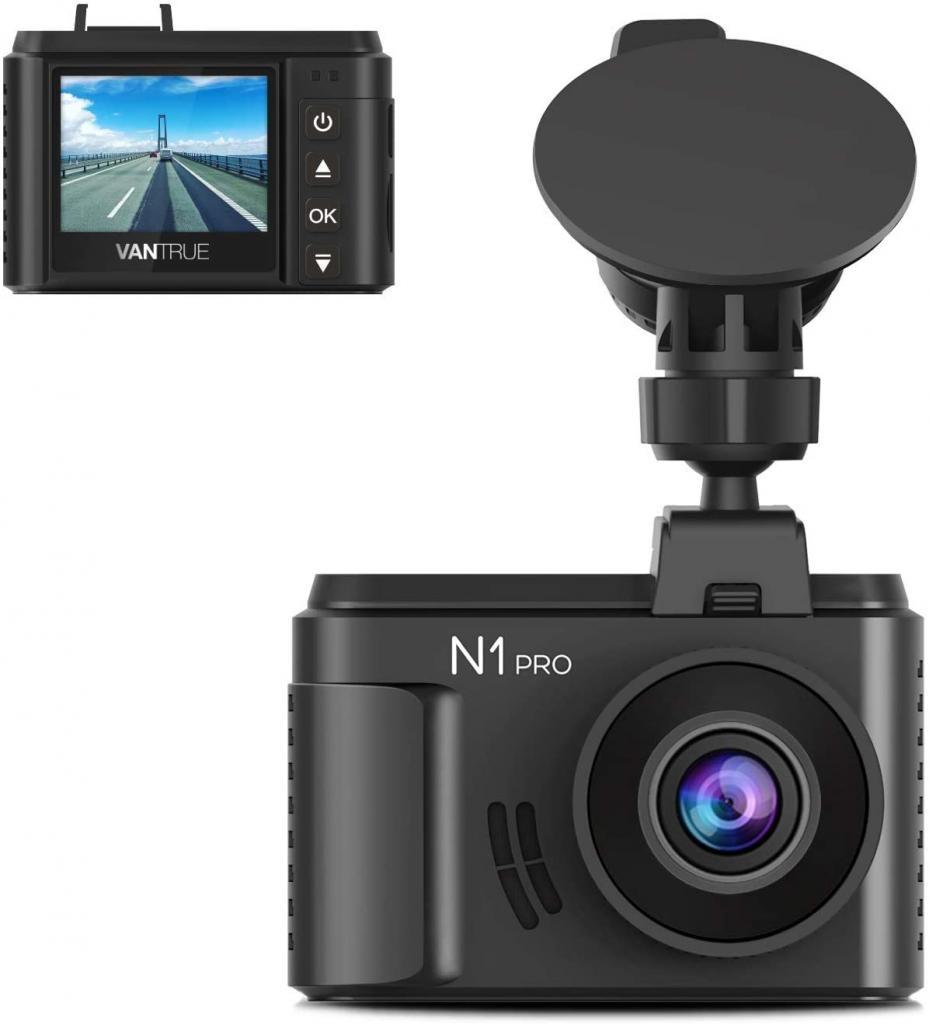 Vantrue N1 Pro Mini Dash Camera