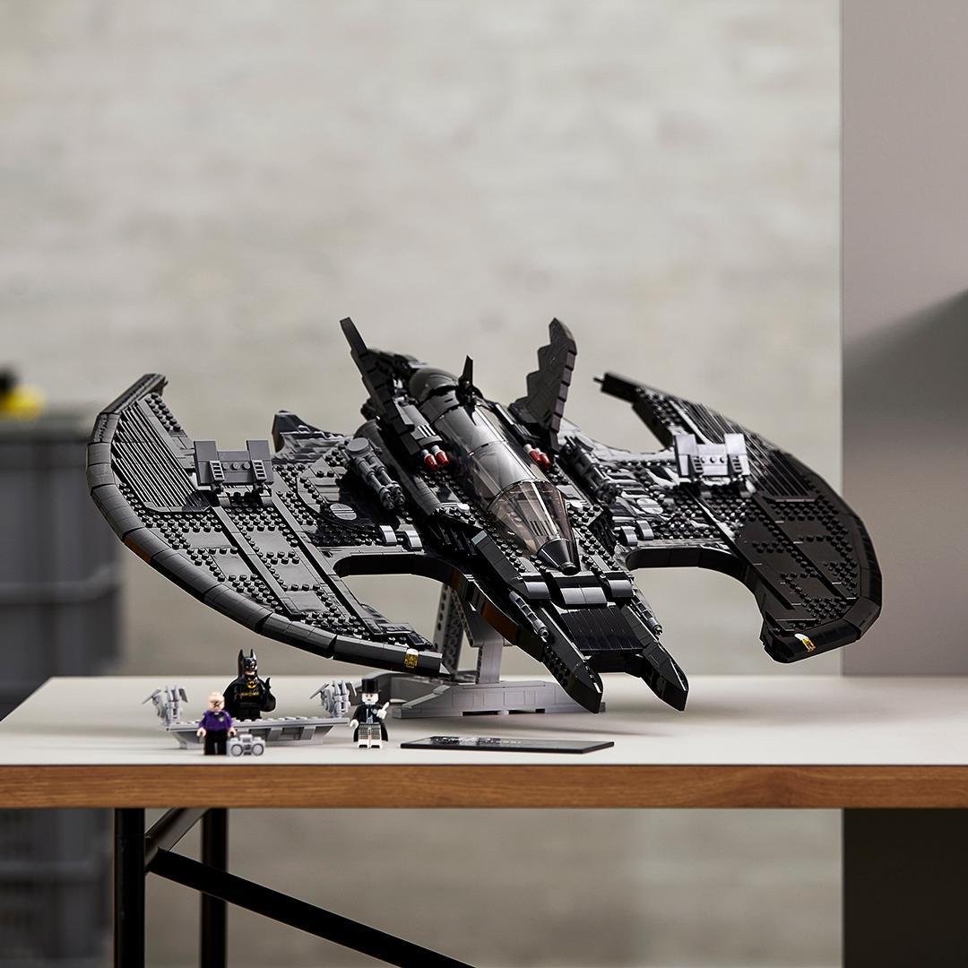 LEGO Announces Batwing Model Inspired by 1989 Batman Film