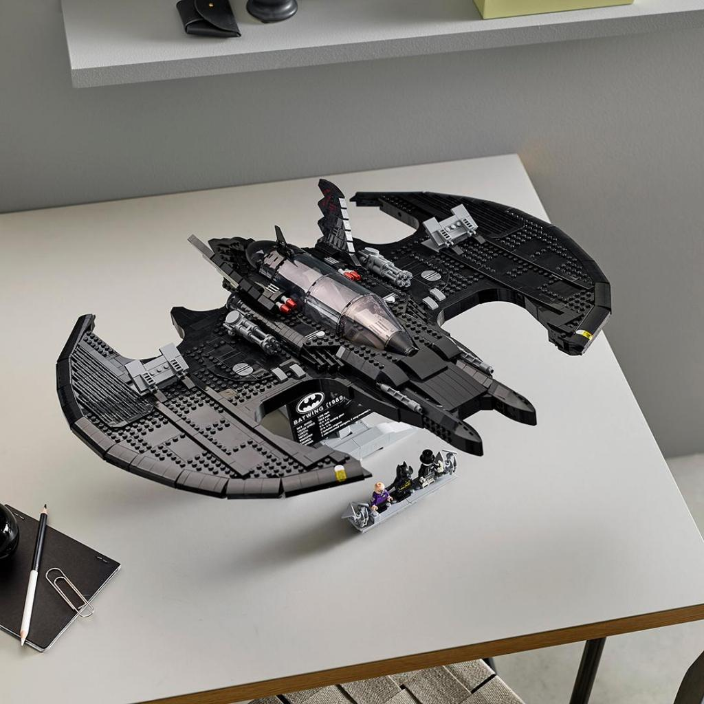 Batwing by LEGO