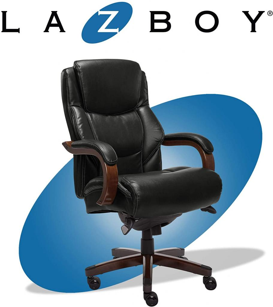 Bonded Leather Chair by La-Z-Boy