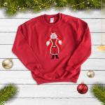 covid-sweater-Rude-Santa-Christmas-Sweater