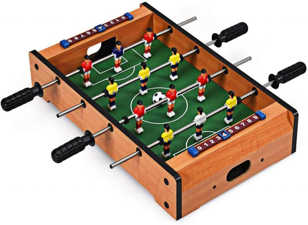 Giantex 20-inch Mini Table-Top Foosball