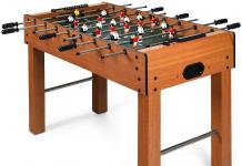 Goplus 48-inch Foosball Table