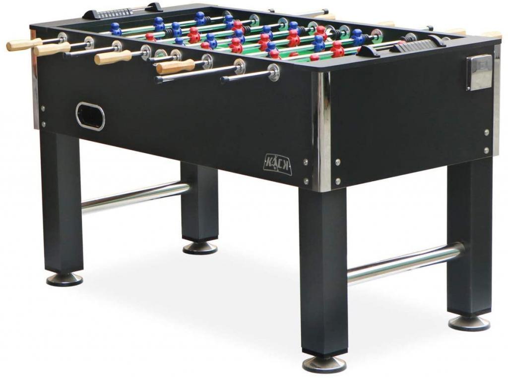 KICK Triumph 55-inch Black Foosball Table