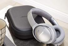 Bose QuietComfort 35 II Cover