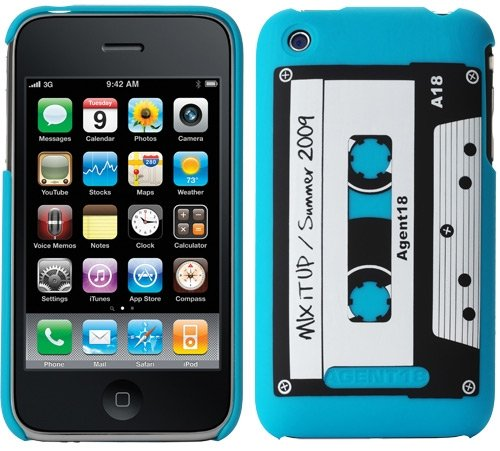 Custodia iPhone che stampa anche foto stile Polaroid - Tecnocino