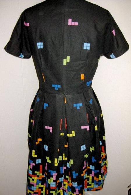 new tetris dress