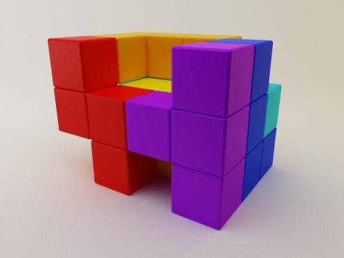 tetris game chair design 1