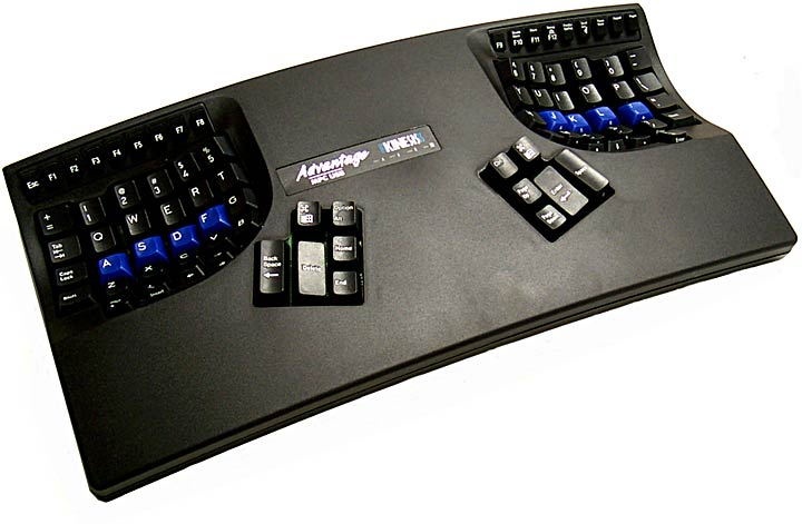 Kinesis Advantage Keyboard1 - IT World Polling for May Comp 2011
