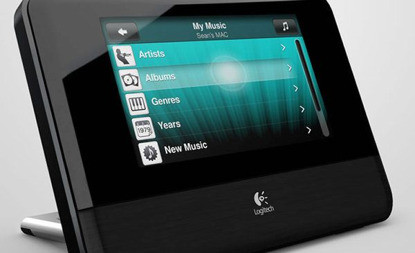 Living Room Beauty  The Logitech Squeezebox Network Music Player