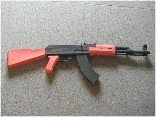armas de papel