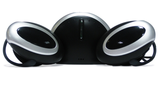 Wireless Earphones and Emitter