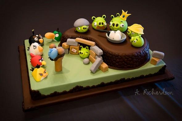 angry-bird-cake.jpg (590×394)