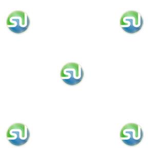Create A Glossy Stumbleupon Icon